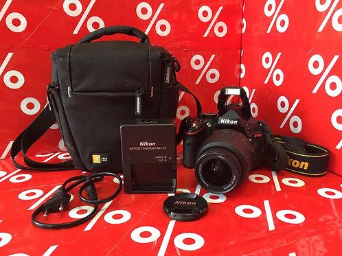 Nikon D5100 kit 18-55 DX+сумка+32 Gb Flash