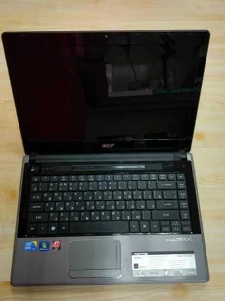 """14"""" Acer Aspire TimelineX 4820T (Win 7)"""
