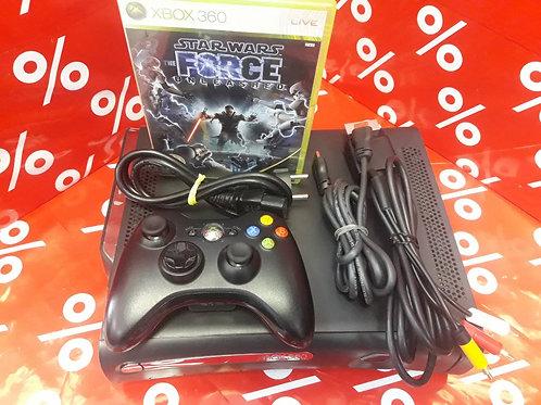 Xbox 360 120 Гб прошитый (25 игр в памяти)