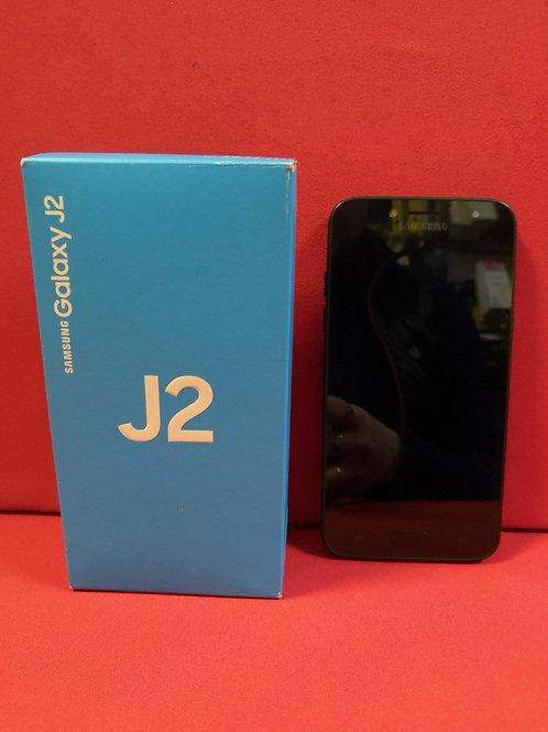 SAMSUNG Galaxy J2 (2018) J250F Black (Комплект)