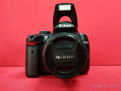 Nikon D5000 + объектив Helios-44M 2/58