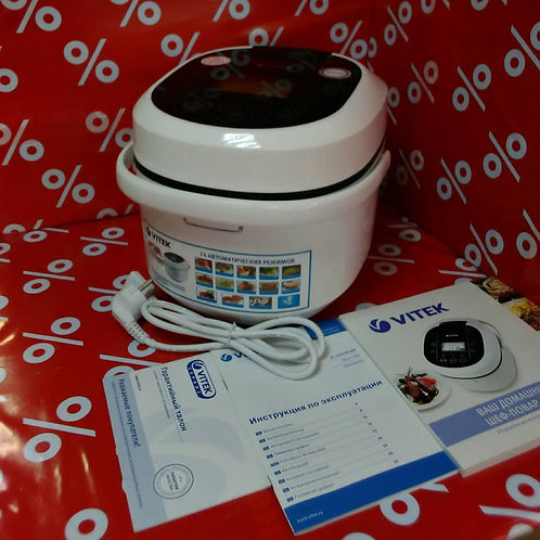 Мультиварка Vitek VT-4205 BW (Новая)