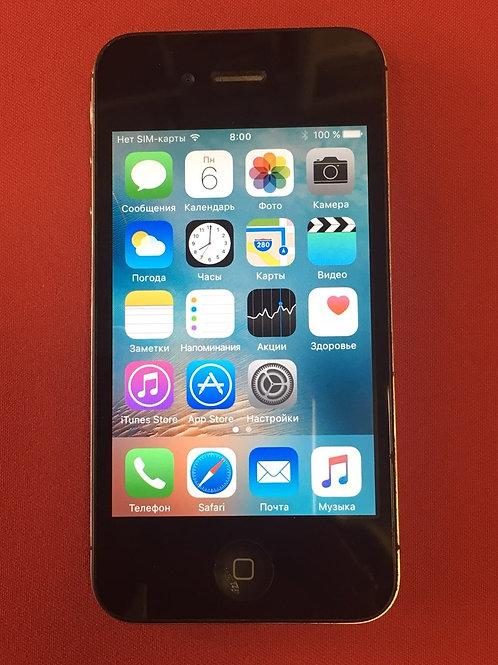 Apple iPhone 4S 8Gb Black (MF265RU/A)