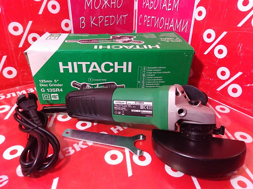 Ушм Hitachi G13SR4