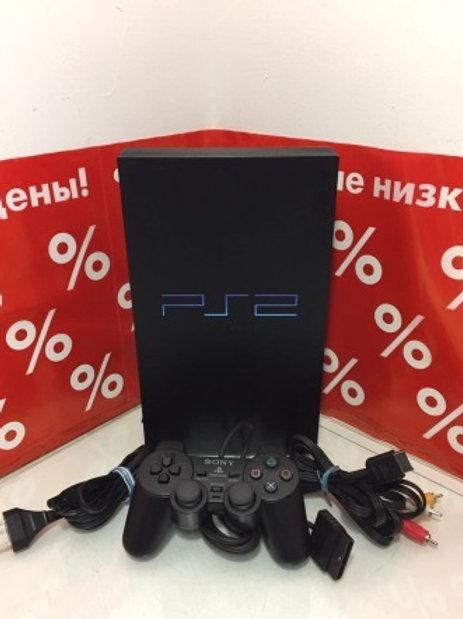 Sony PlayStation 2 + Игра в подарок