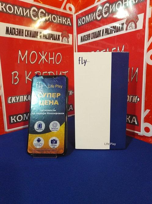 Смартфон Fly Life Play (К,Ч,Г)