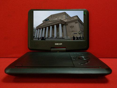 Портативный видеоплеер dexp GP-09D