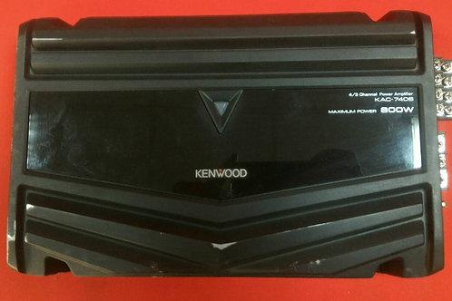 Автоусилитель Kenwood KAC-7406