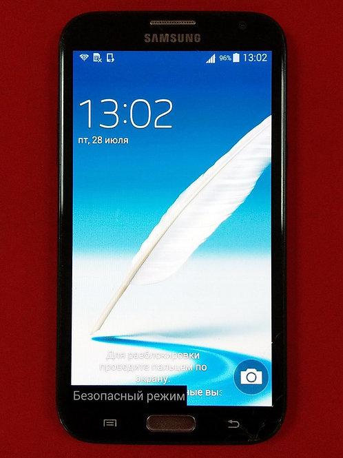 Samsung Galaxy Note II GT-N7100\треснуто стекло