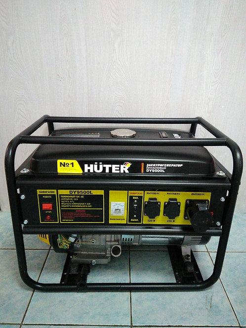 Бензиновая электростанция Huter DY9500L\NeW