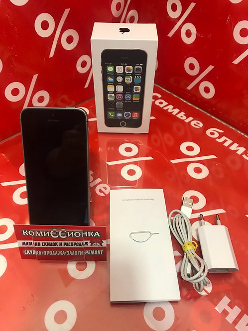 Apple iPhone 5S 16Gb (me341ll/a)