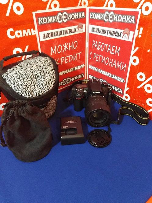 Зеркальная камера Nikon D7000 Kit 18-105mm VR