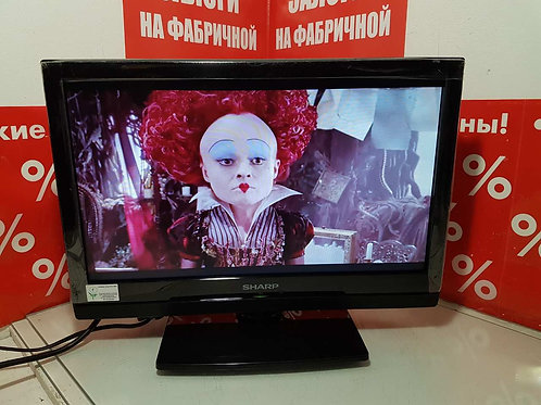 LCD TV sharp LC-19S7E