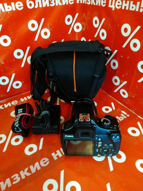 Зеркальный фотоаппарат Canon EOS 1100D\сумка