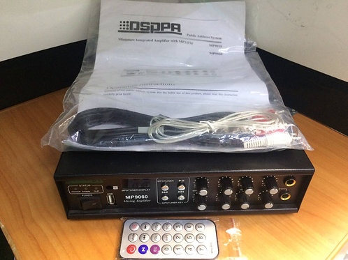 Dsppa MP-9060 микшер-усилитель