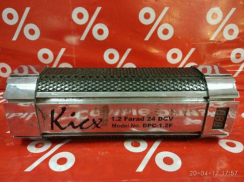 Автомобильный конденсатор Kicx DPC-1.2F