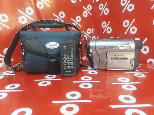 Sony DCR-TRV285E.Сумка в комплекте