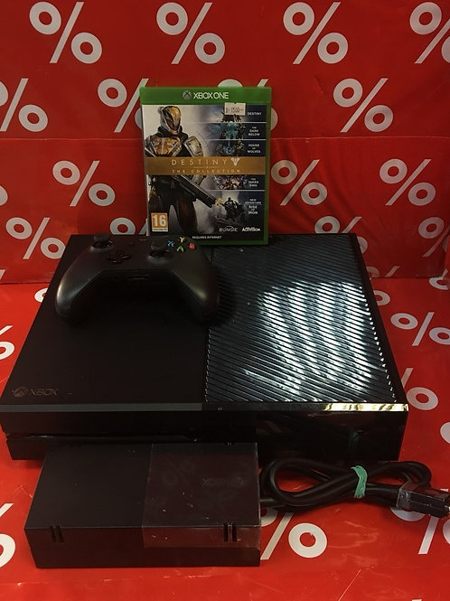 Microsoft Xbox One (1540) (1Tb) Black