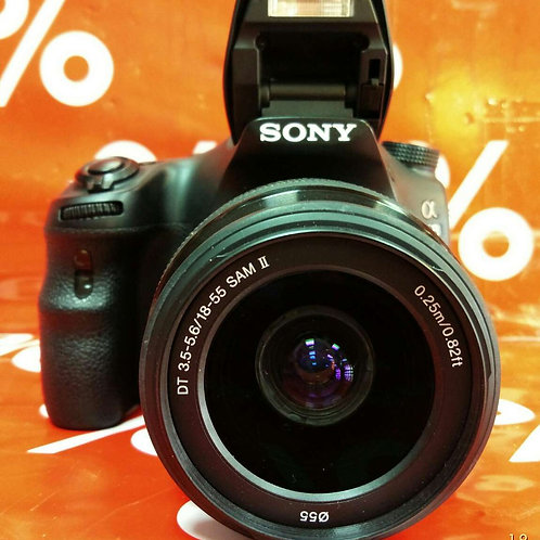 Sony Alpha SLT-A58 Kit 18-55