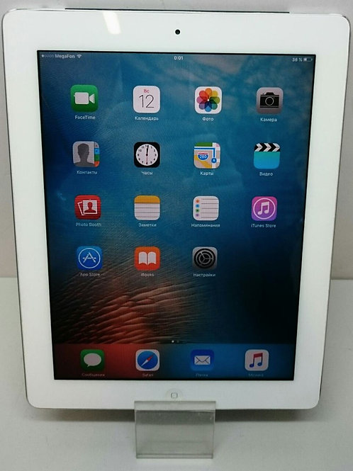 Apple iPad 2 Wi-Fi +3G 16GB - White (MC982FD/A)