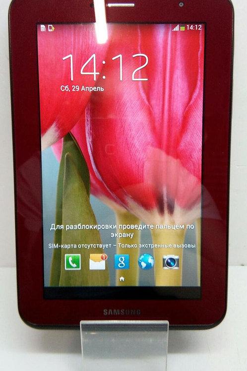 Samsung Galaxy Tab 2 7.0 P3100 8Gb.Red