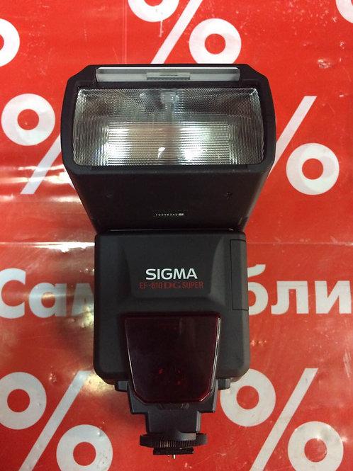 Вспышка Sigma EF 610 DG Super