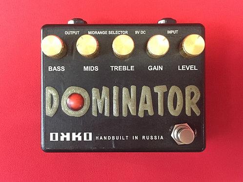 Гитарный эффект distortion Okko Dominator