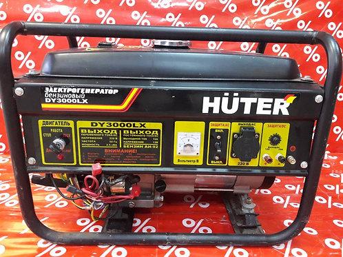 Бензиновая электростанция Huter DY3000LX