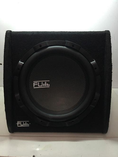 Автосабвуфер активный FLI FU12A-F1