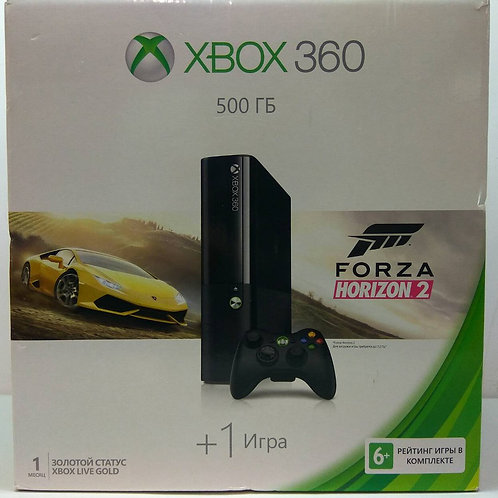 Xbox 360 E 500 гб /Комплект