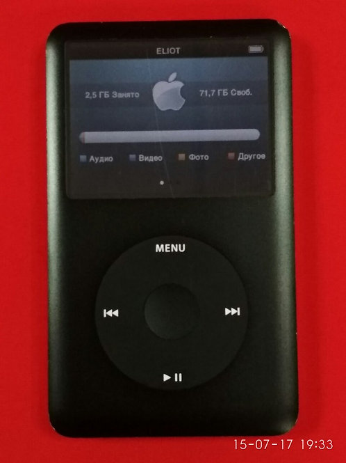Apple iPod Classic 80Gb A1238