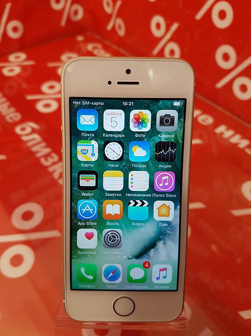 Apple iPhone SE 32Gb Gold MP842RU/A,золотой
