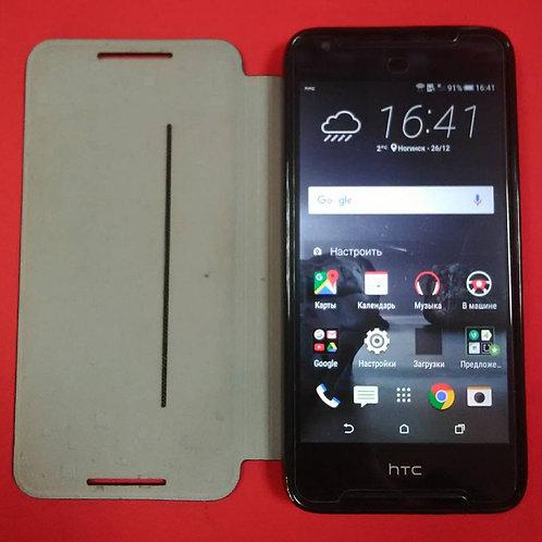 HTC Desire 628 + чехол