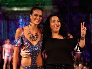 LILA NIKOLE At New York Fashion Week