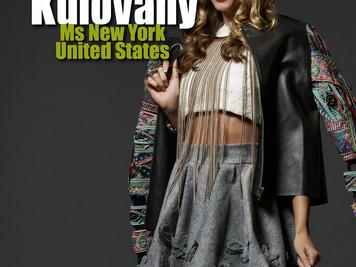 Nicole Kulovany: Ms New York