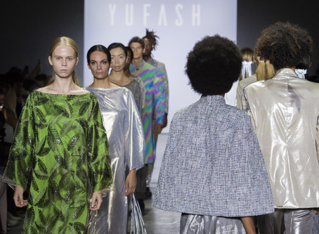 CAAFD Stages Two Highly Lauded Collective Showcases for New York Fashion Week Spring/Summer 19 Seaso