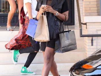 EJ Johnson Spotted|Street Style