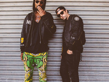 """THE KNOCKS DELIVER NEW ALBUM NEW YORK NARCOTIC - MUSIC VIDEO FOR """"BRAZILIAN SOUL"""""""