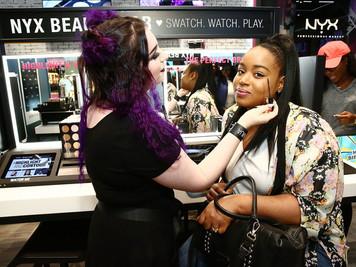 NYX Professional Makeup Store Kings Plaza Store Photos & Ribbon Cutting