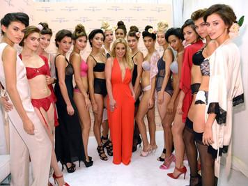Britney Spears Launches a Sleepwear Line