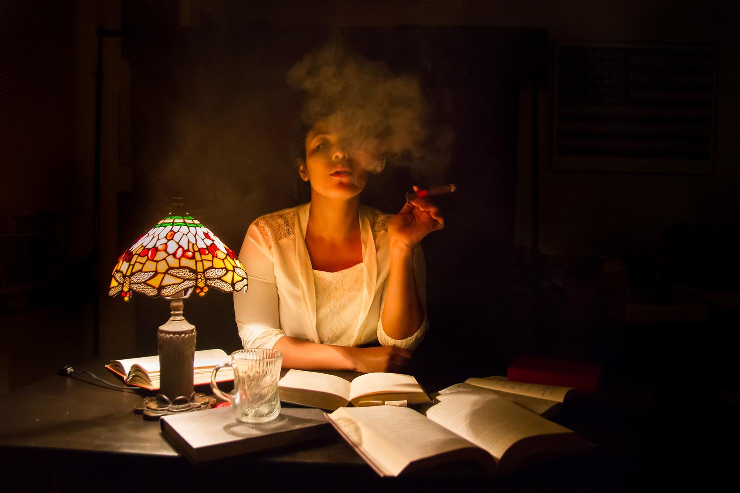 Mieko Gavia as LOU photo by Jody Christo