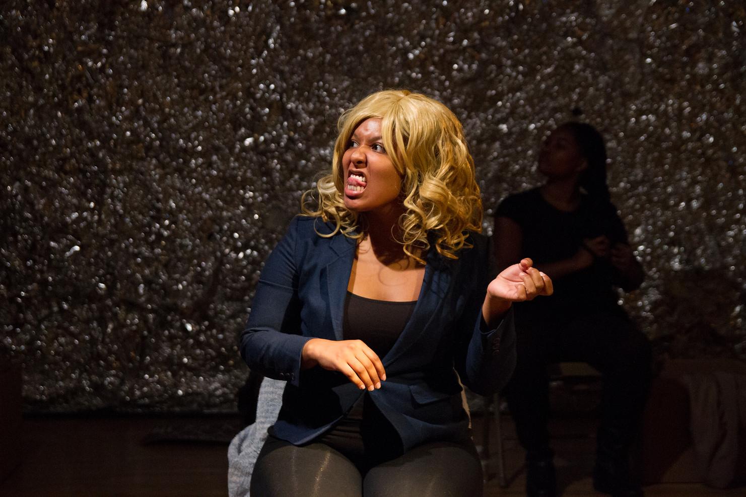 Black Revolutionary Theatre Workshop, REVOLUTION