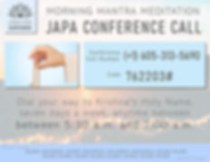 Japa Conference Call Info.jpg