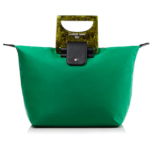 The ANNAH Tote Bag - Green
