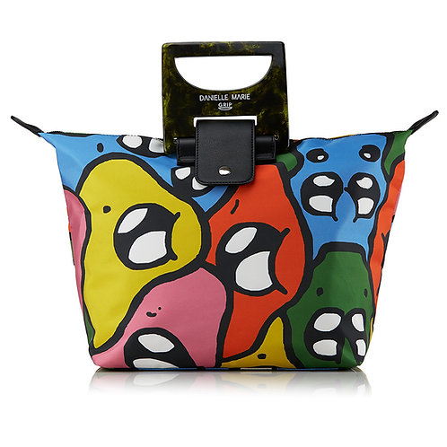 The ANNAH Tote Bag - Multicolor