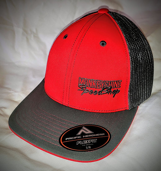 Fitted Hat Graphite
