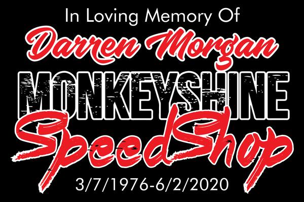 MonkeyShine Speed Shop Banner