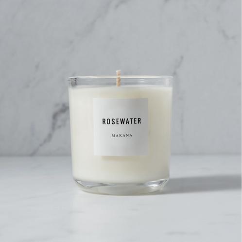 Makana Rosewater Classic Candle