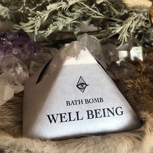 Bath Bomb - Well Being
