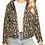 Thumbnail: Hooded Faux Fur Jacket